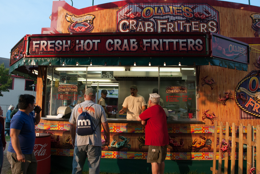 Used under Fair Use Copyright. Photo from MN State Fair web site photo gallery.